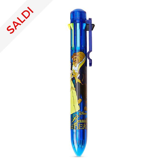 Penna multicolore La Bella e la Bestia Oh My Disney, Disney Store