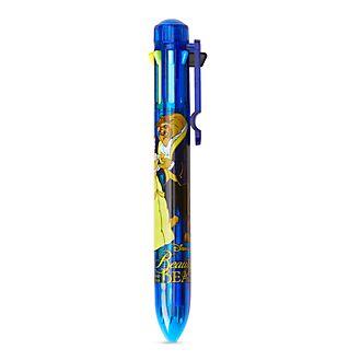 Bolígrafo varios colores La Bella y la Bestia, Oh My Disney, Disney Store