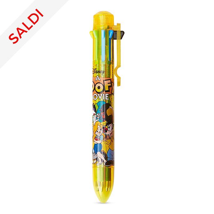Penna multicolore In viaggio con Pippo Oh My Disney, Disney Store