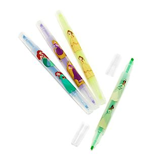 Disney Store Disney Princess Highlighter Pens