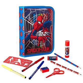 Set cancelleria con cerniera Spider-Man Disney Store