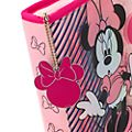 Disney Store Minnie Mouse Zip-Up Stationery Kit