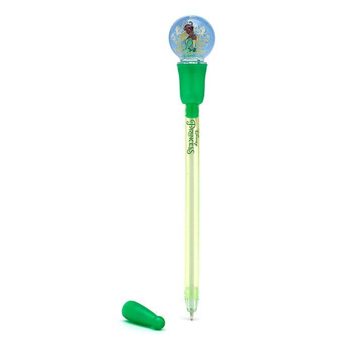 Bolígrafo con burbuja Tiana y el Sapo, Disney Store