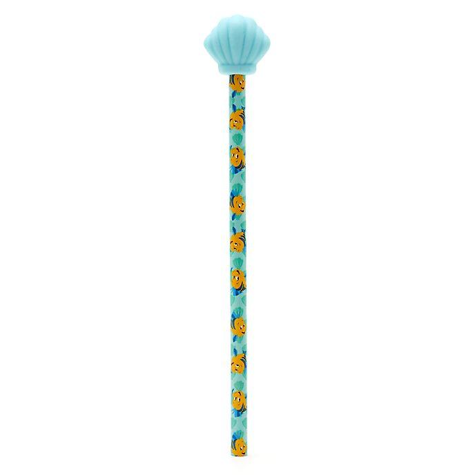 Disney Store Crayon Polochon avec embout, La Petite Sirène