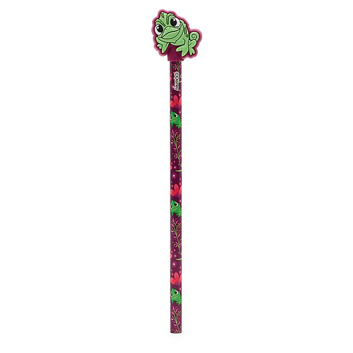 Disney Store Tangled Pencil With Topper