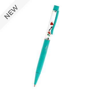 Disney Store The Little Mermaid Glitter Fill Pen