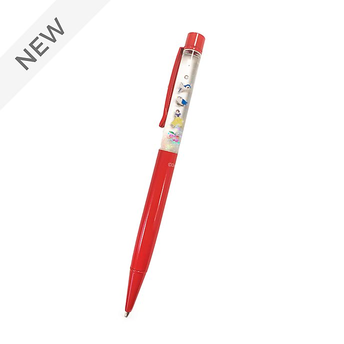 Disney Store Snow White Glitter Fill Pen