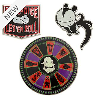 Disney Store The Nightmare Before Christmas Pin Set