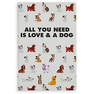 Set note adesive cani Oh My Disney, Disney Store