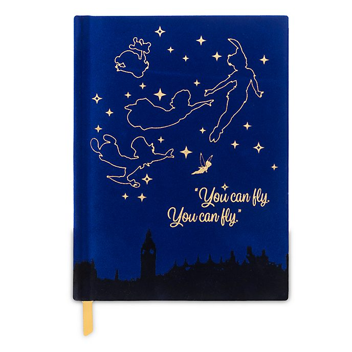 Disney Store Journal Peter Pan