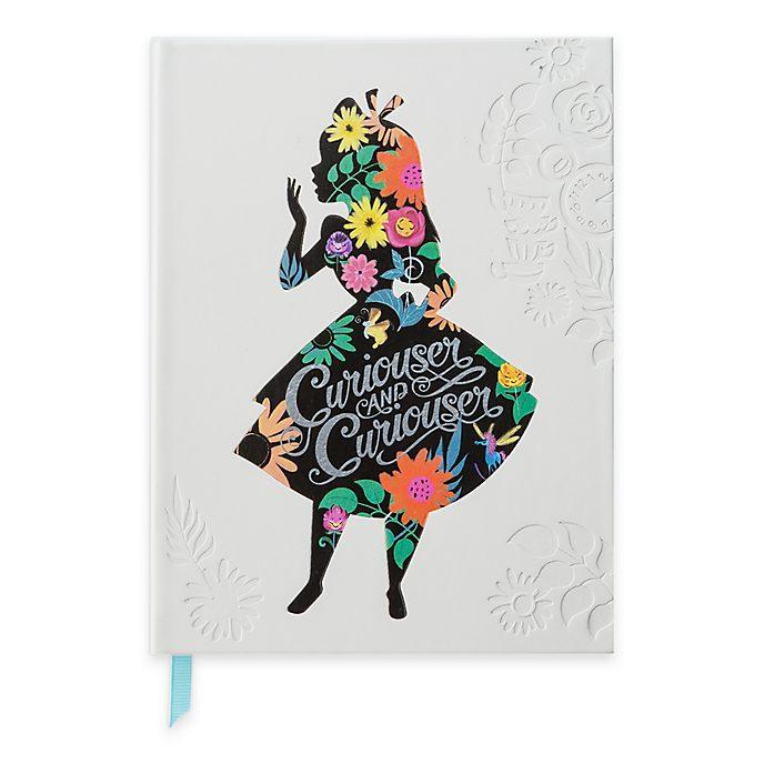 Disney Store Alice in Wonderland Journal