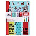 Set 3 cuadernos perritos, Oh My Disney, Disney Store