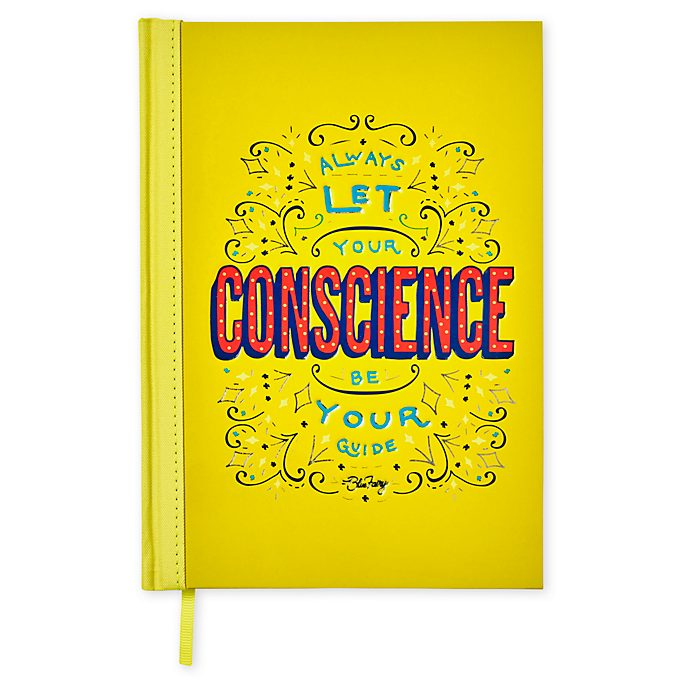 Disney Store Carnet Pinocchio, collection Disney Wisdom, 7 sur 12