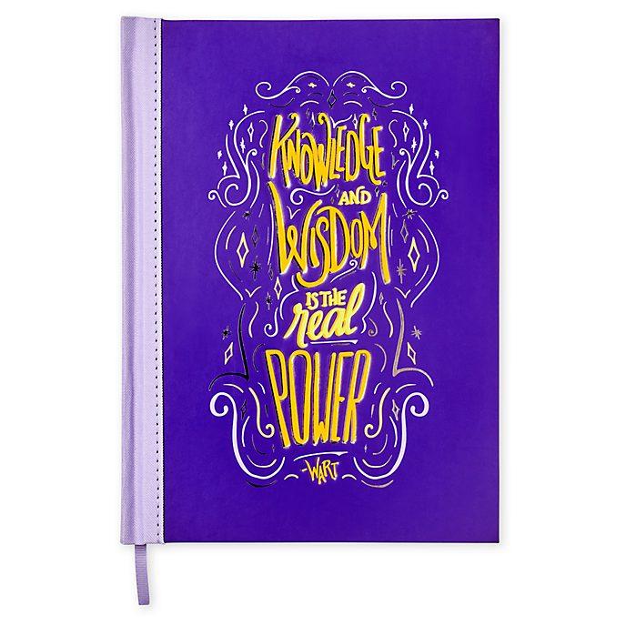 Disney Store Carnet Merlin l'Enchanteur Disney Wisdom,9sur12