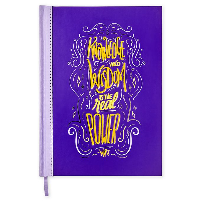 Disney Store The Sword in the Stone Disney Wisdom Journal, 9 of 12
