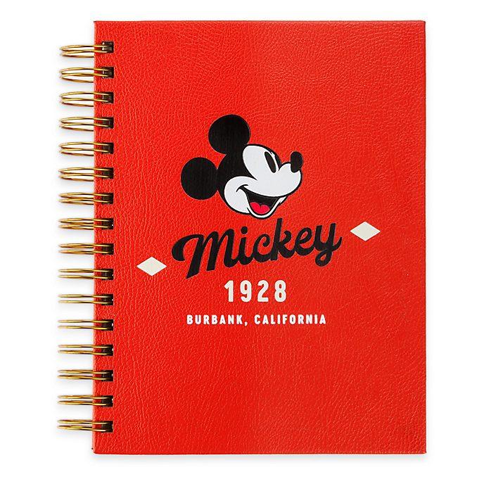 Set notas adhesivas y cuaderno Mickey Mouse, Disney Store