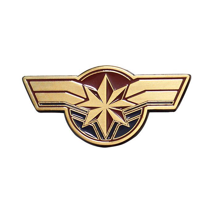 Captain Marvel Pin