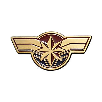 Captain Marvel Pin