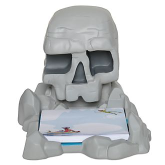 Disney Store Skull Rock Sticky Notes Holder, Peter Pan