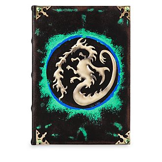 Disney Store Disney Descendants Spell Book Journal
