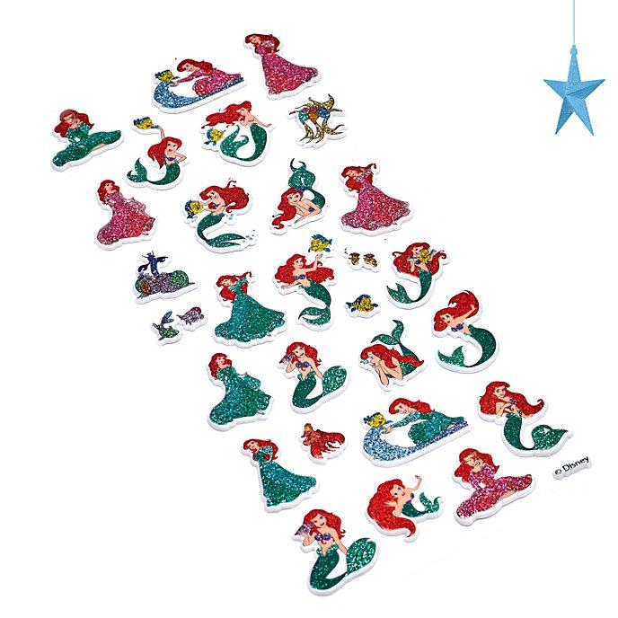 Disney Store The Little Mermaid Stickers