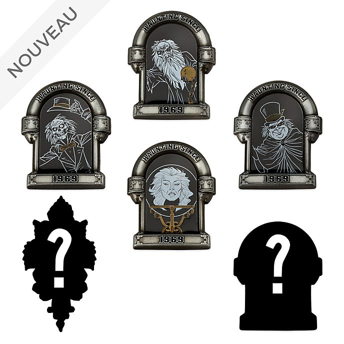 Disney Store Pin's mystère The Haunted Mansion