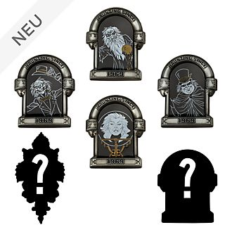 Disney Store - The Haunted Mansion - Mystery-Anstecknadel