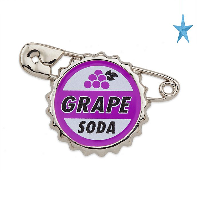 Disney Store Pin's Grape Soda, Là-haut