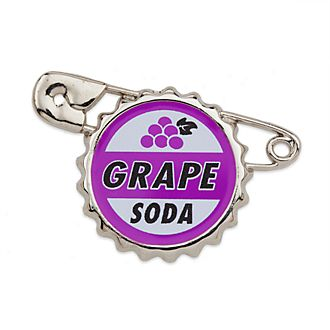 Disney Store - Oben - Grape Soda Anstecknadel