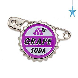 Pin refresco Grape Soda, Up, Disney Store