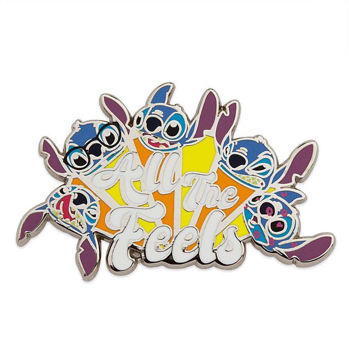 Disney Store Stitch Pin