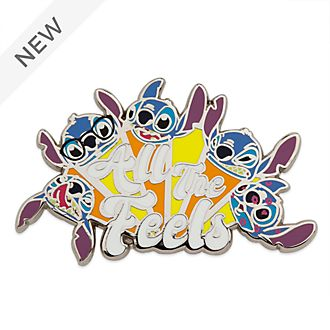 Disney Store Stitch Pin
