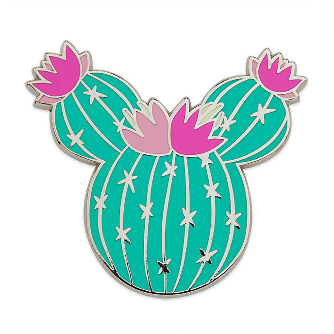 Disney Store Minnie Mouse Cactus Pin