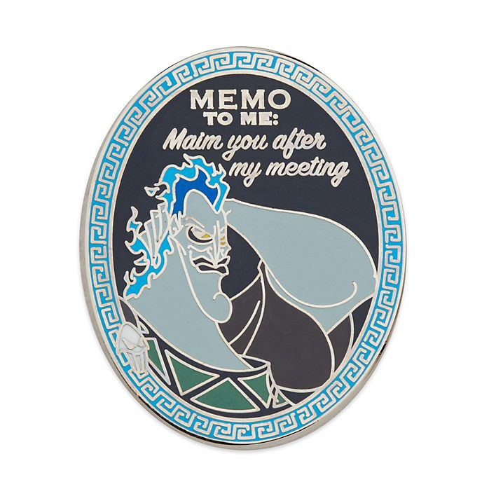 Disney Store Hades Pin, Hercules