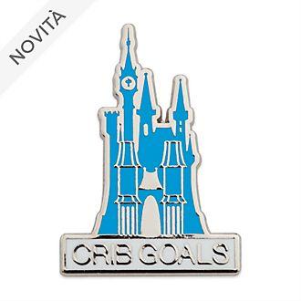 Pin castello di Cenerentola Disney Store