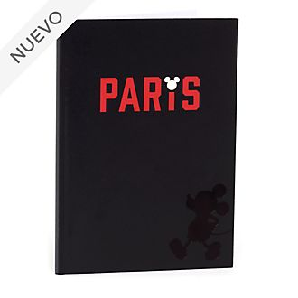 Cuaderno A5 Paris Mickey Mouse, Disney Store