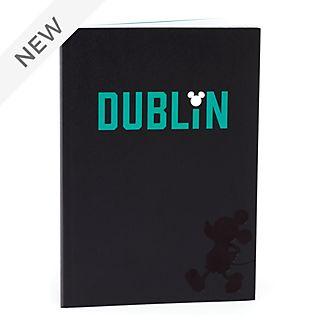 Disney Store Mickey Mouse Dublin A5 Notebook
