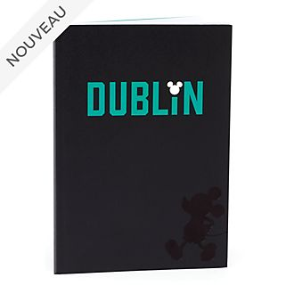Disney Store Bloc-notes A5 Mickey Dublin