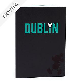 Quaderno A5 Dublino Topolino Disney Store