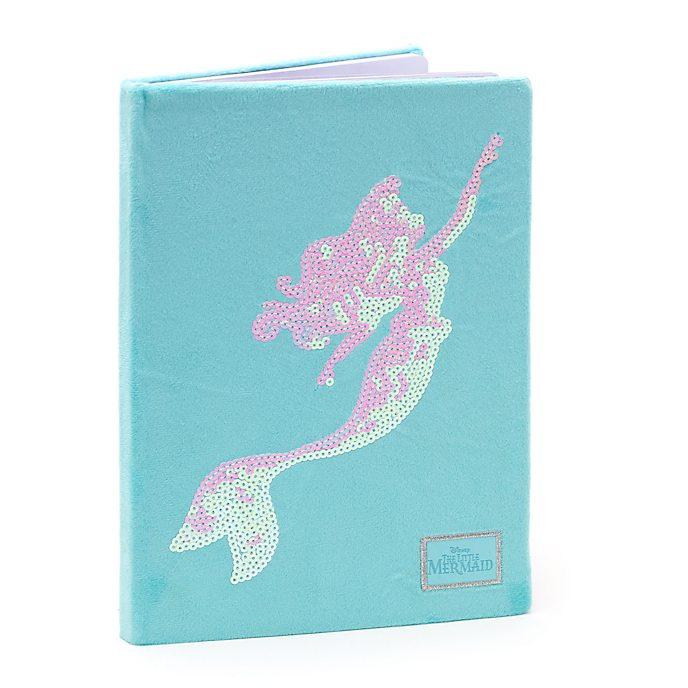 Quaderno A4 La Sirenetta Disney Store