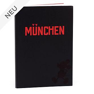 Disney Store - Micky Maus - München - A5-Notizbuch