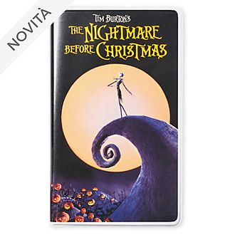 Taccuino VHS Nightmare Before Christmas Disney Store