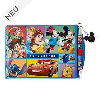 Disney Store - World of Disney - Autogrammbuch mit Stift