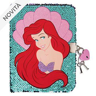 Diario La Sirenetta Disney Store