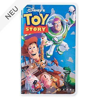 Disney Store - Toy Story - VHS-Notizbuch