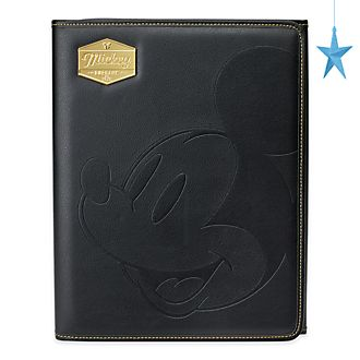 Disney Store Padfolio Mickey