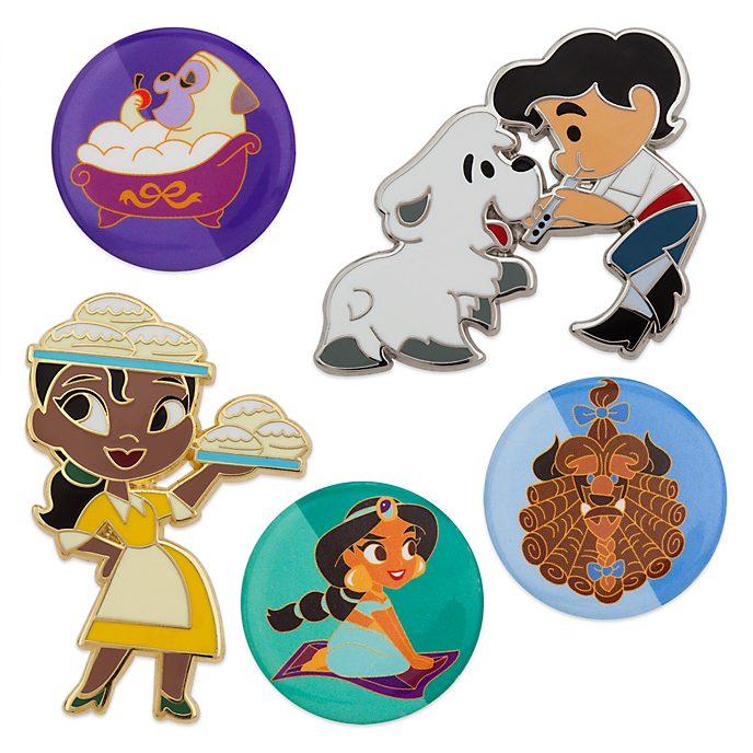 Disney Store Oh My Disney Pin Set