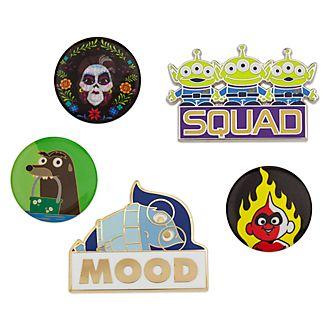 Disney Store Disney Pixar Oh My Disney Pin Set