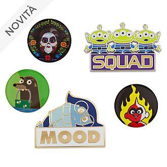 Set di pin Disney Pixar Oh my Disney, Disney Store