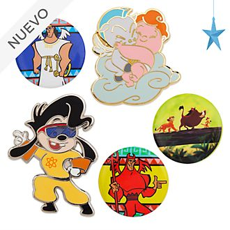 Set pins años 90, Oh My Disney, Disney Store